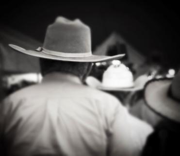 """A Cowboy's Hat"""