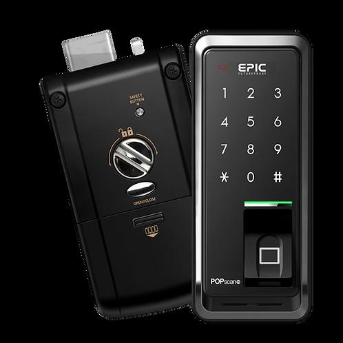 Epic Korea PopScan Fingerprint Digital Door Lock - Swing Type
