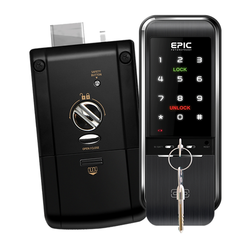 Epic Korea Digital Door Lock Triplex