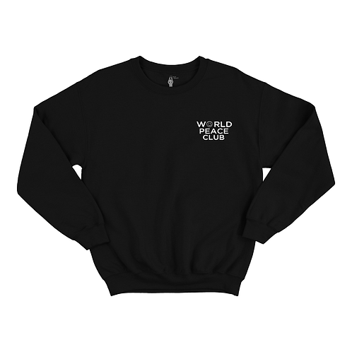 WORLD PEACE CLUB SWEATER