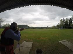 Clay Shooting with the Rafaello