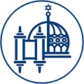 This is Oranienburger Strasse Synagogue's logo