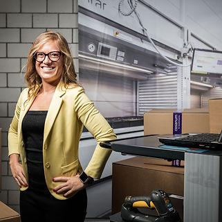 Yvonne Räber, Portrait