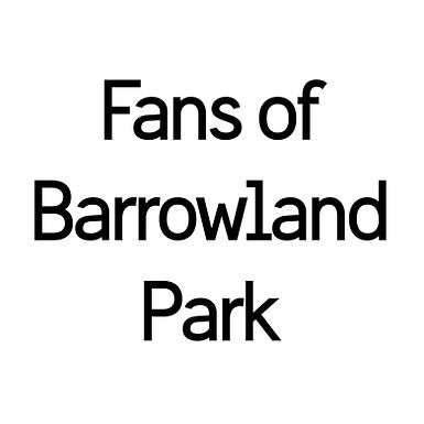 Fans of Barrowland Park