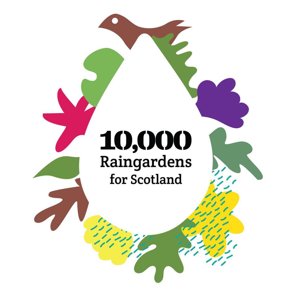 10000 Raingardens for Scotland