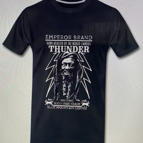 Thunder T-shirt blk