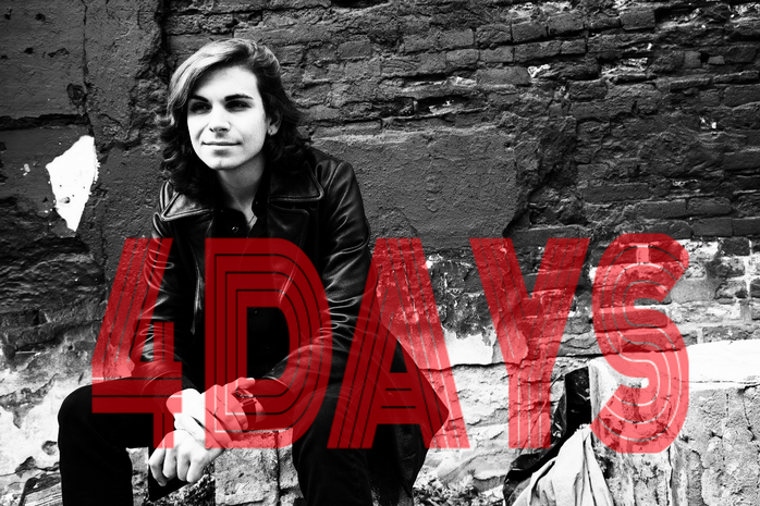 4 Days Until The True Will Music Video Release!