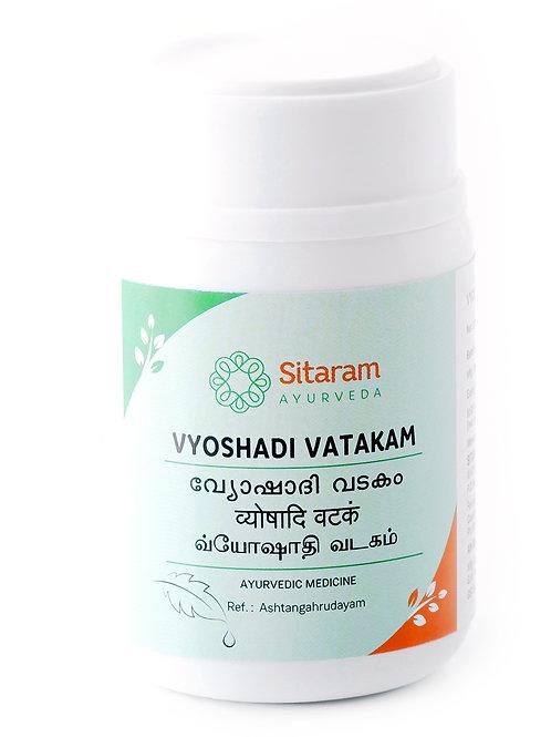 Sitaram Vyoshadi Vatakam 50gms