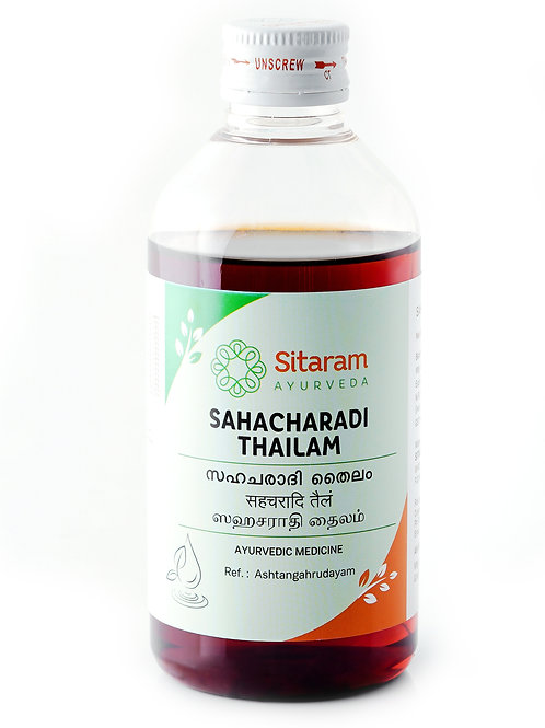 Sitaram Sahacharadi Thailam 200ml