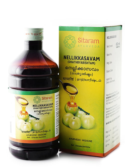 Sitaram Dathriarishtam(Nellicka) 450ml