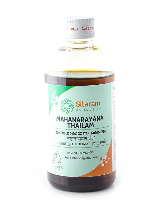 Sitaram Mahanarayana Thailam 200ml
