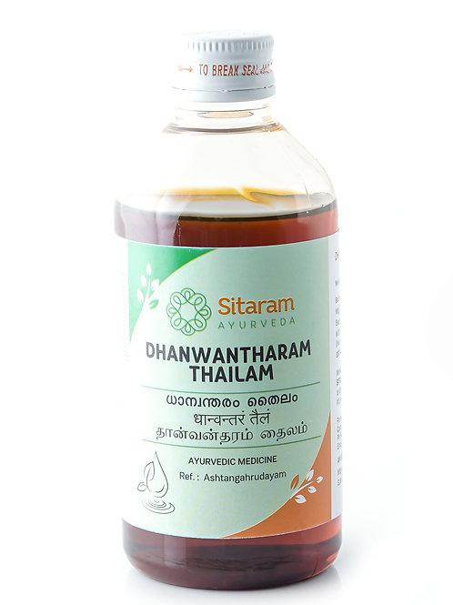 Sitaram Dhanwantaram Thailam 200ml