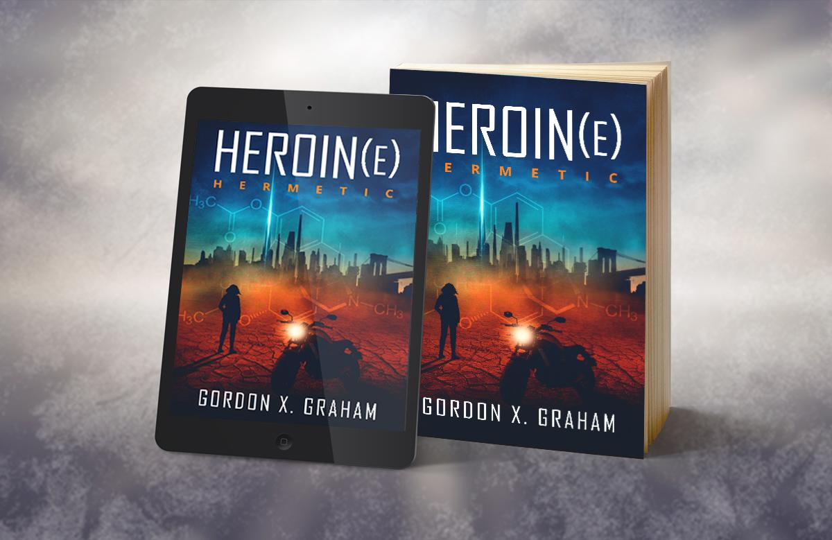 Heroin(e) -ebook 3-D image