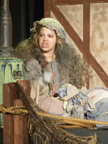 Sweeney Todd - Beggar Woman