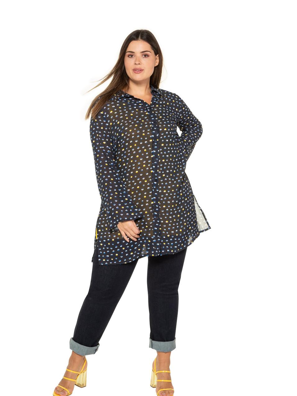 блуза 727 571 70-650