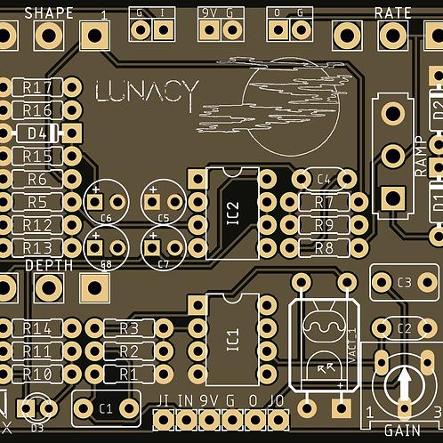 Lunacy - PCB