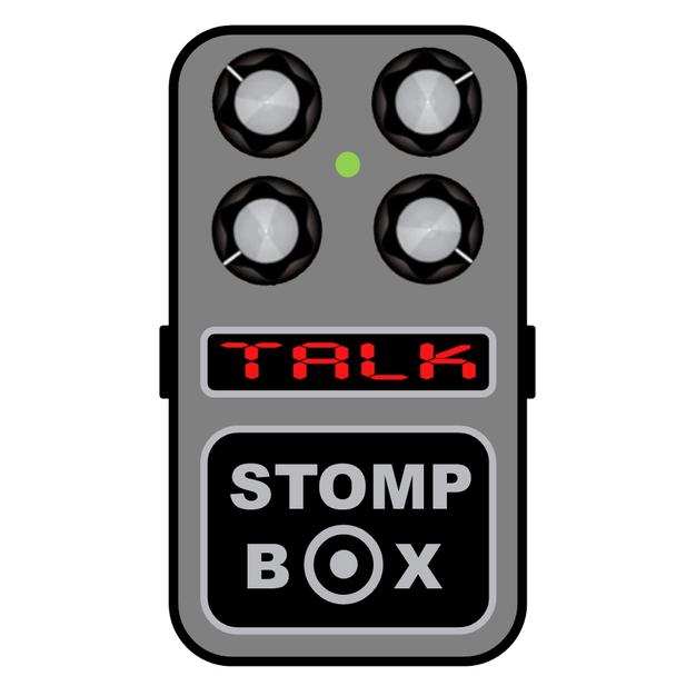 Stomp Box Talk