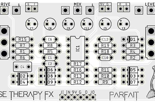 Parfait - PCB