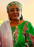Aisha Buhari from the diaspora challenges governments to stop abduction of women and school girls.