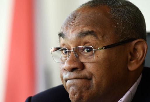 CAF President, Ahmad Ahmad tests positive to Coronavirus.