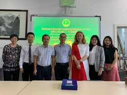 Guilin Tourism University(MOU)