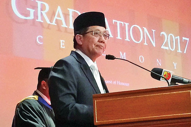 Higher learning institutions must keep raising the bar, says Minister of Education