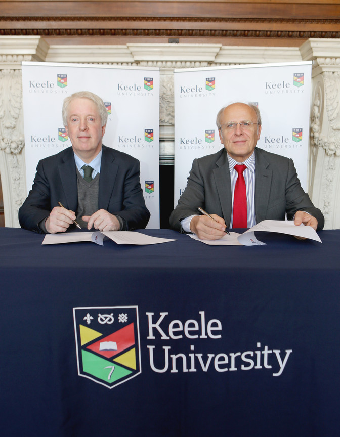 It's the Keele difference.
