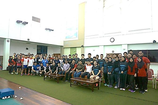 IPT Badminton Tournament 2017