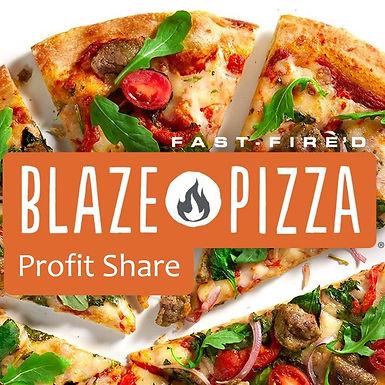 WiSE Profit Share @ Blaze Pizza