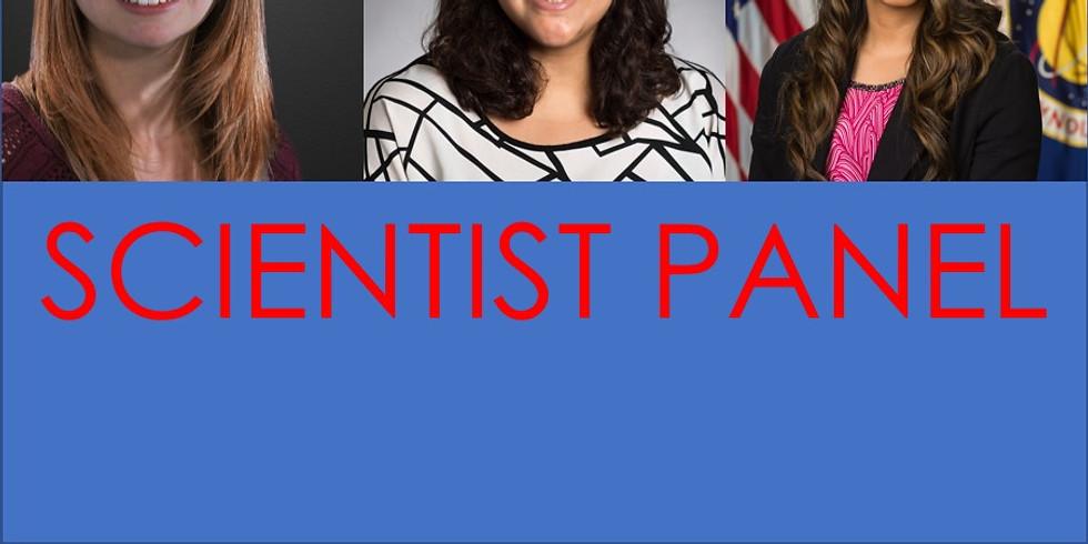 NASA Scientists' Panel