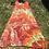 Thumbnail: Bright Fall Colors dress