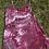 Thumbnail: Sexy Lace up plum dress