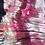 Thumbnail: Purple & Lace Ice Dye dress