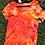 Thumbnail: Sedona Sunrise V-neck Tee XXL