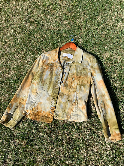 Taupe Fall Colors jacket
