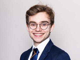 Student Spotlight: Dominique Vervoort