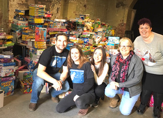 Locals bring Christmas to children in poverty