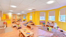The future looks bright for new nursery in Wilmer Place