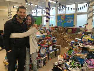 Toy appeal reaches 3,500 of Hackney's poorest children