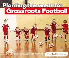 Little Kickers - learning through play