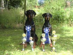 Winning in Germany 2011