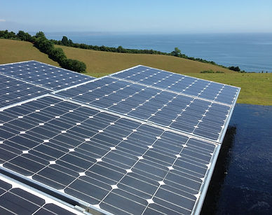 solar pv system maintenance, electrical contractor devon