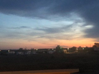 Tumcumari Sunset