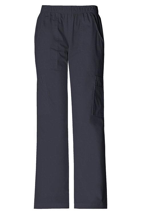 Elastic Waist Cargo Pant