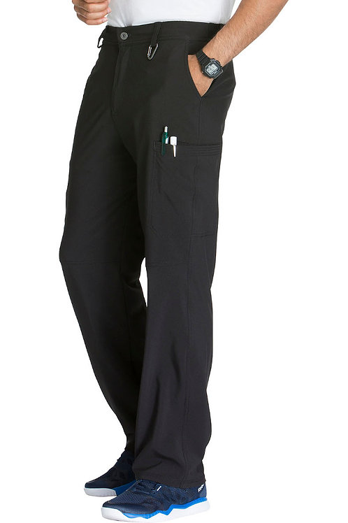 Men's Fly Front Infinity Pant