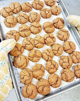 Livvy's Bakery vegan mini cookies