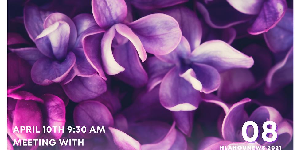 HLAHOU Meeting April 10th