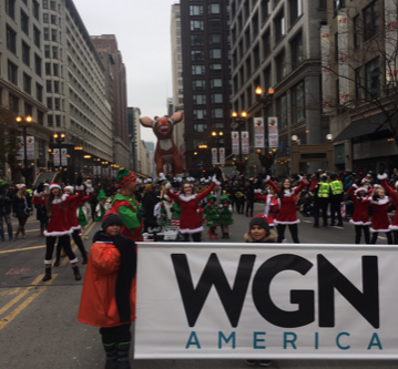 Great Thanksgiving Performance - Live WGN
