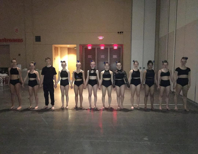 Improv Dance to Honor those We Have Lost