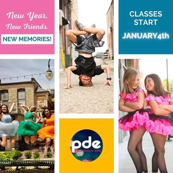 2021 New Year, New Friends, New Memories!! Let's Get Dancing!!